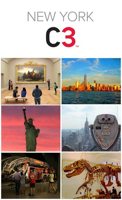 new york c3™ officiel par citypass | choisissez 3 attractions